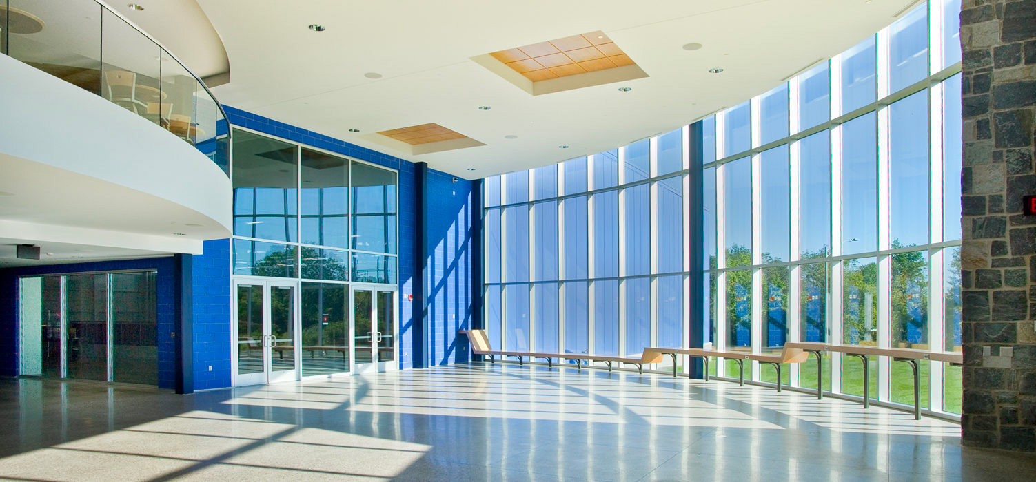 SUNY Canton CARC by Architectural Resources
