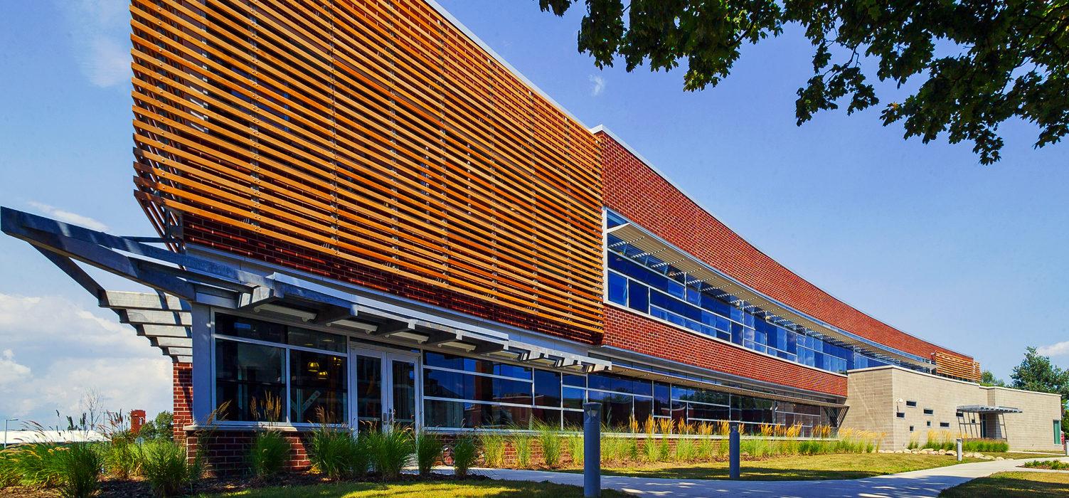 Nichols MSIT Higher Education Architecture