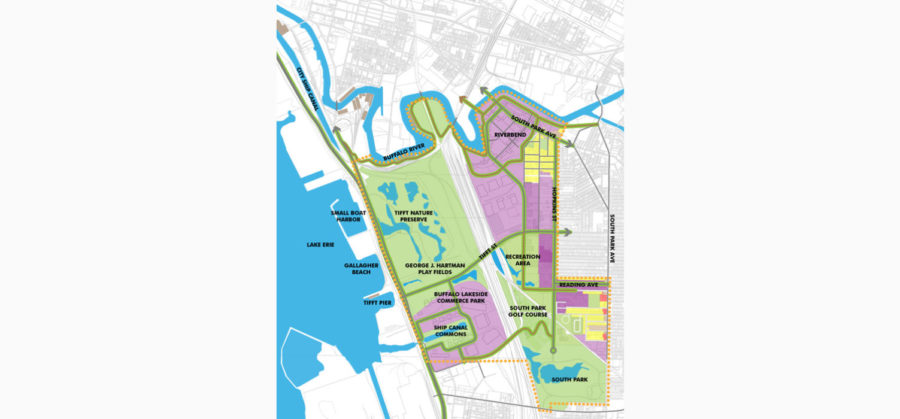 South Buffalo BOA Planning Project- Architectural Resources