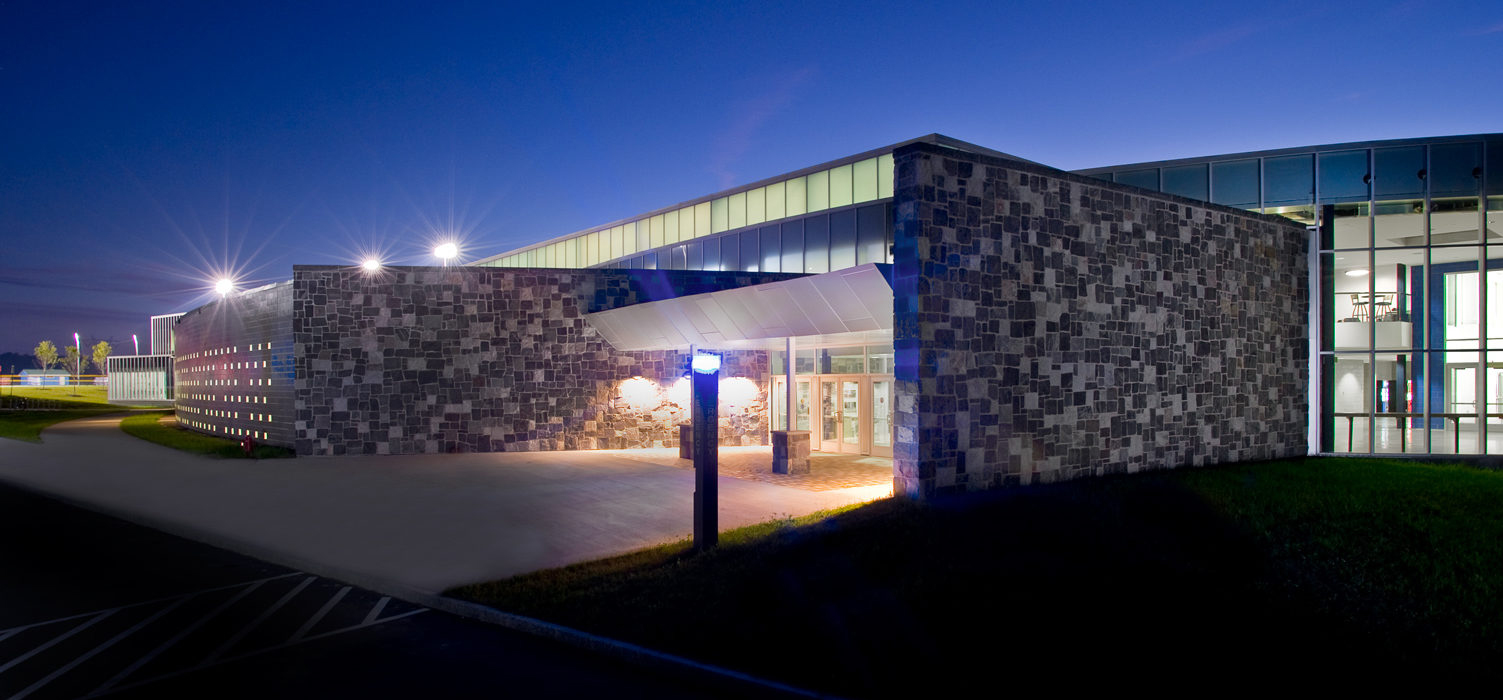 SUNY Canton Carc Higher Education Architecture
