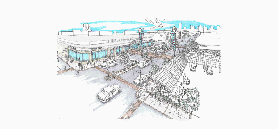 Broadway Market Planning Project - Architectural Resources