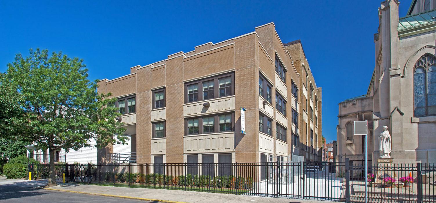 NHA Brooklyn Dreams - Higher Education Architecture - A | r