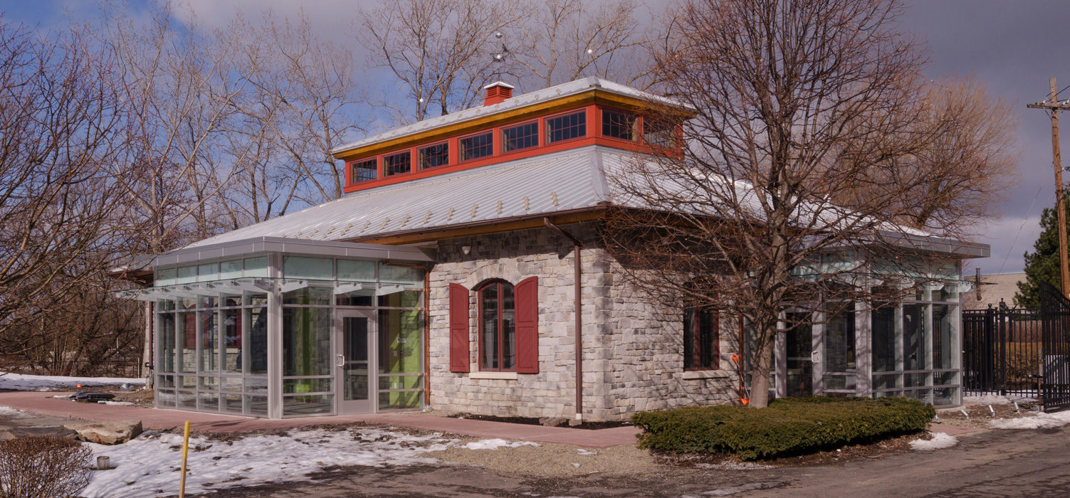 East Hill Foundation - Civic Architecture