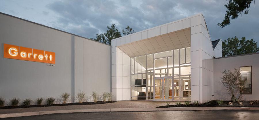 Garrett Leather Commerical Architecture
