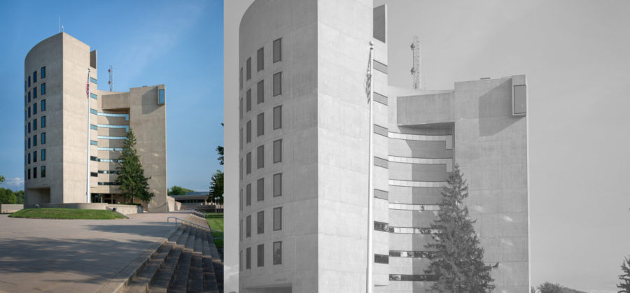 Maytum Hall Higher Education Architecture