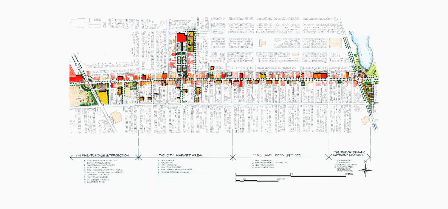 Pine Avenue Planning - Architectural Resources