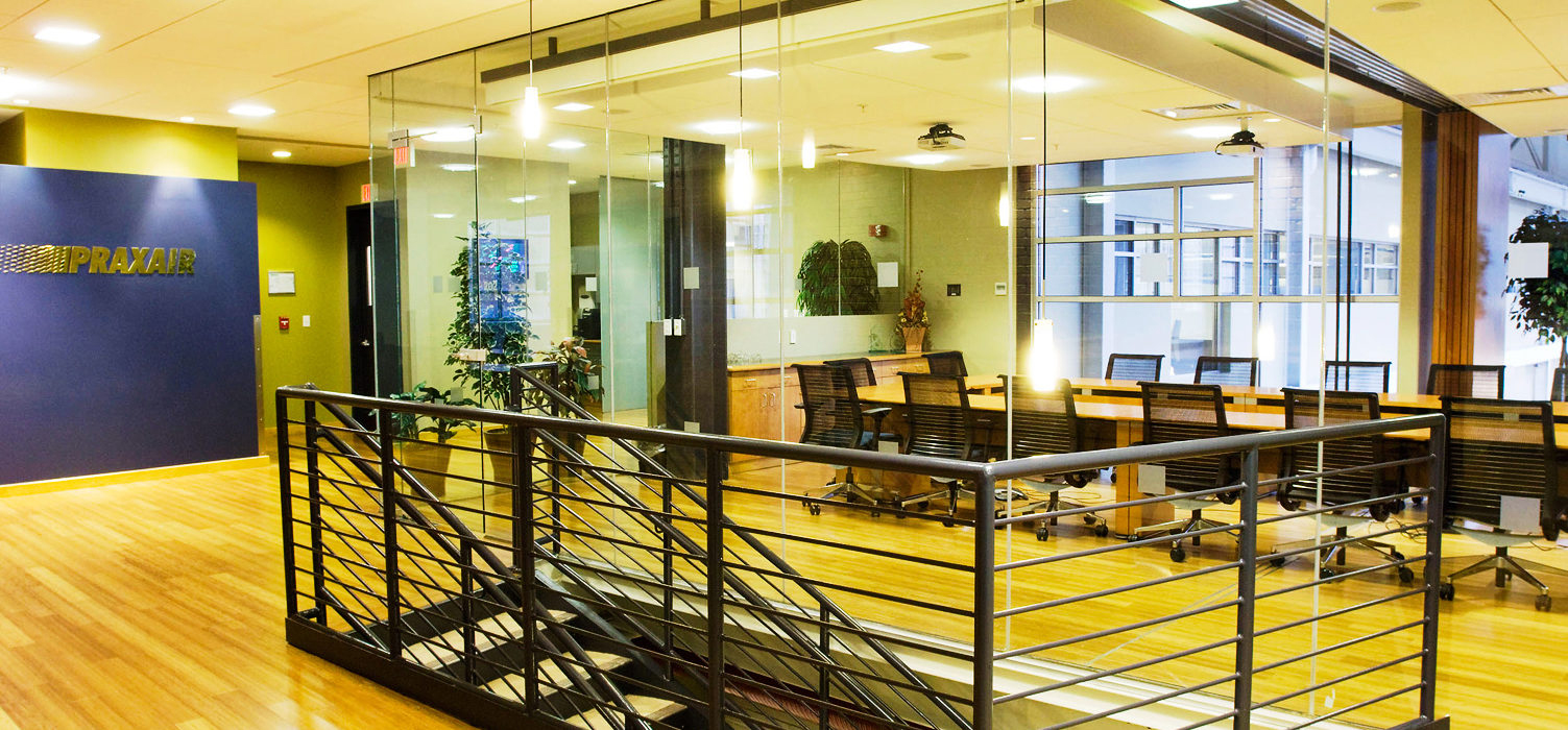 Praxair Commercial / Interior Design