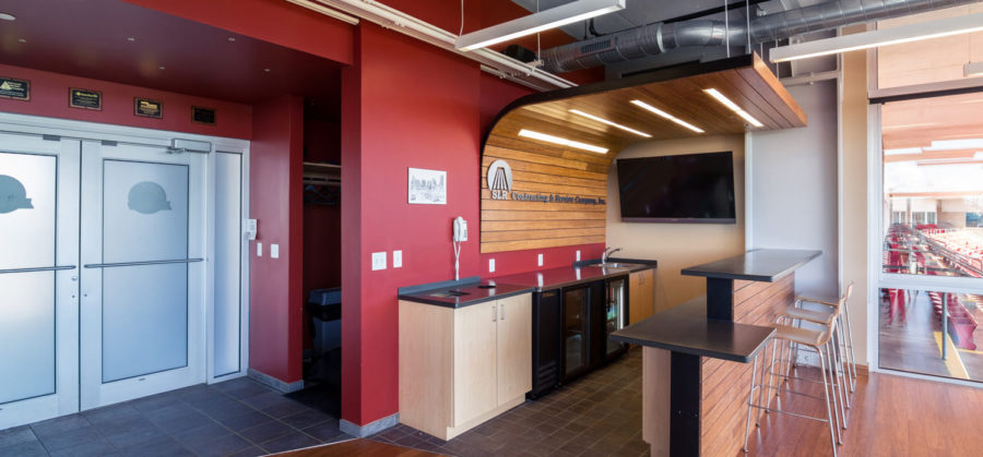 SLR BISON'S SUITE Commercial Architecture - Architectural Resources