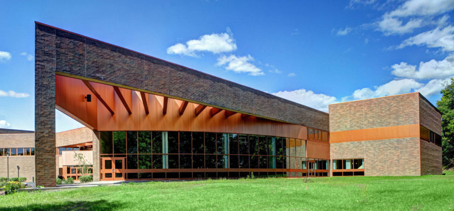 SUNY Campus Higher Education Architecture