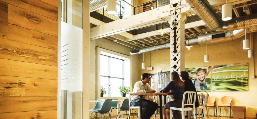U Building Commercial Architecture