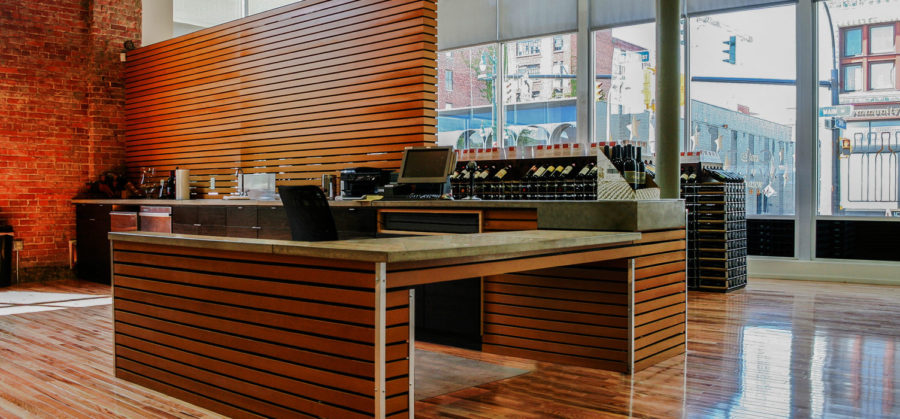 Wine Merchant Commercial Architecture - Architectural Resources
