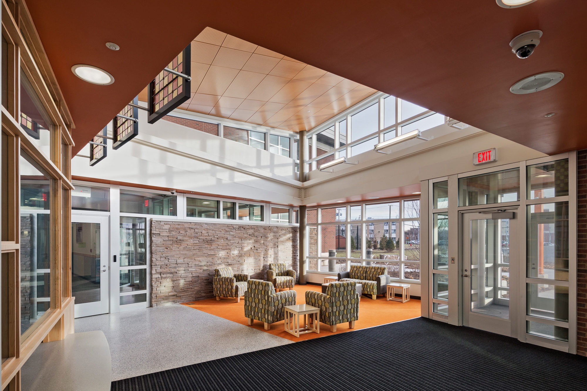 Bronx Interior - Behavioral Health Architecture & Design