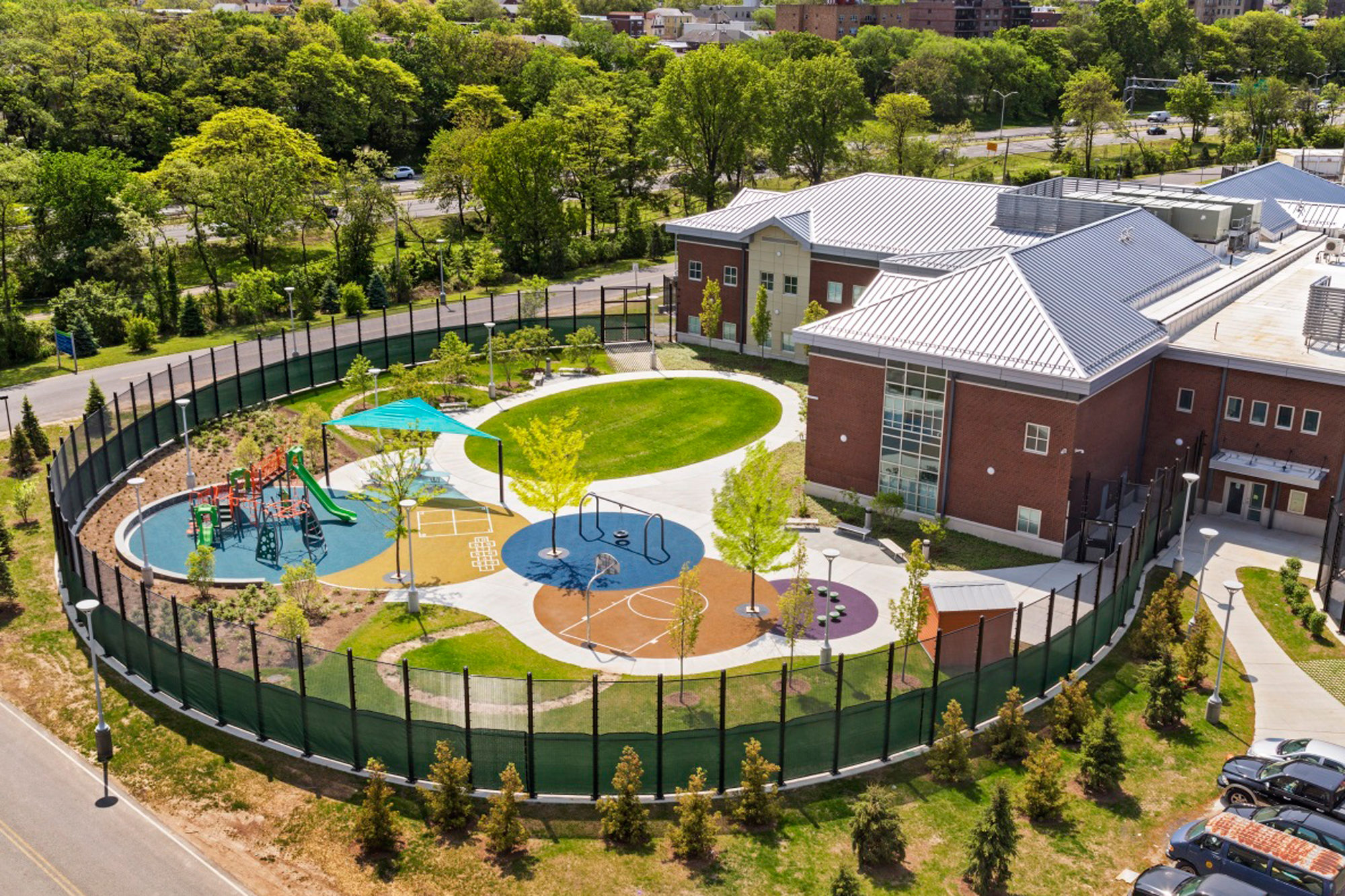 Bronx Playground - Behavioral Health Architecture & Planning