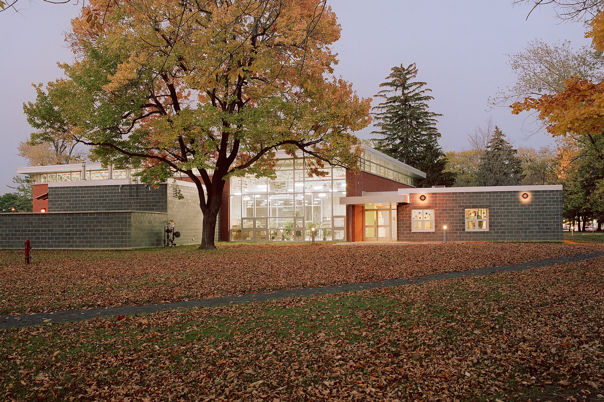 Sheltered Workshop - Behavioral Health Architecture