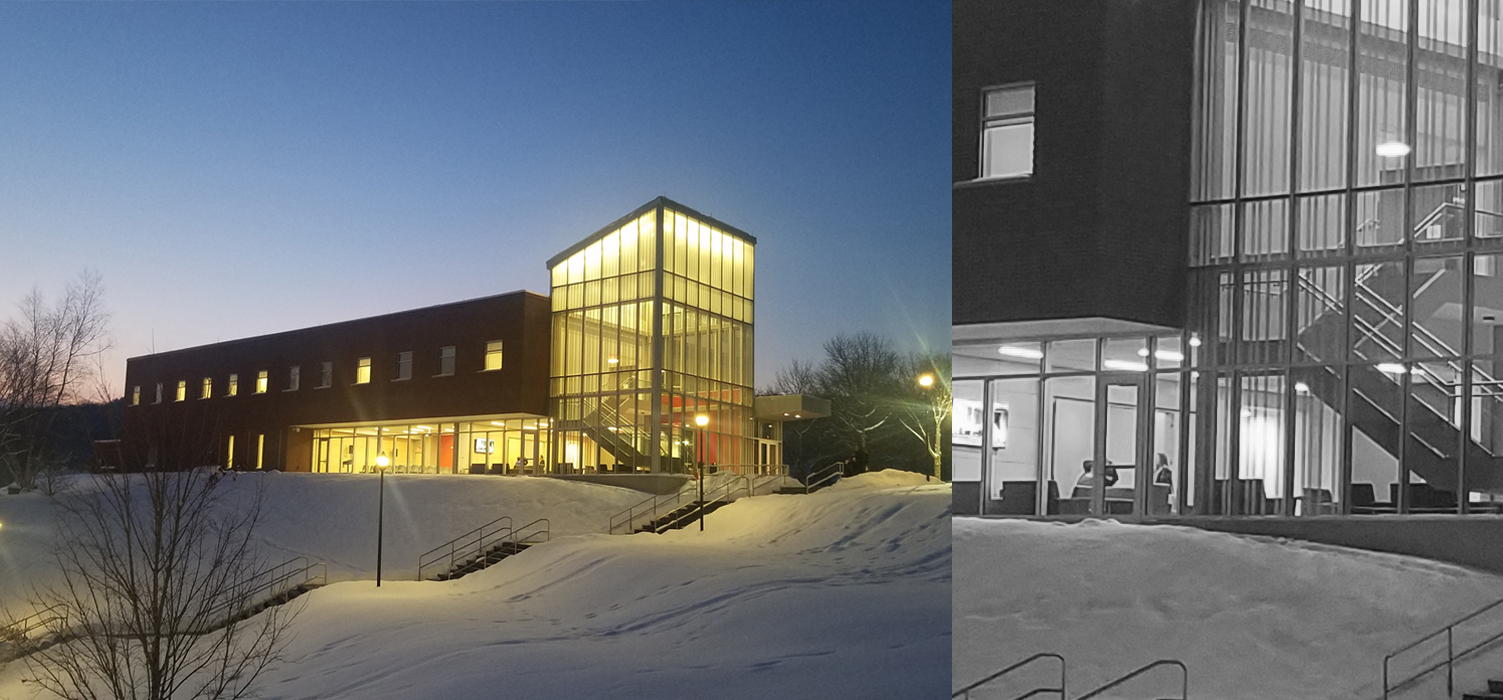 Oneonta Center by Architectural Resources