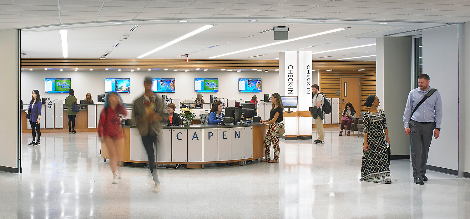 One Capen Hall