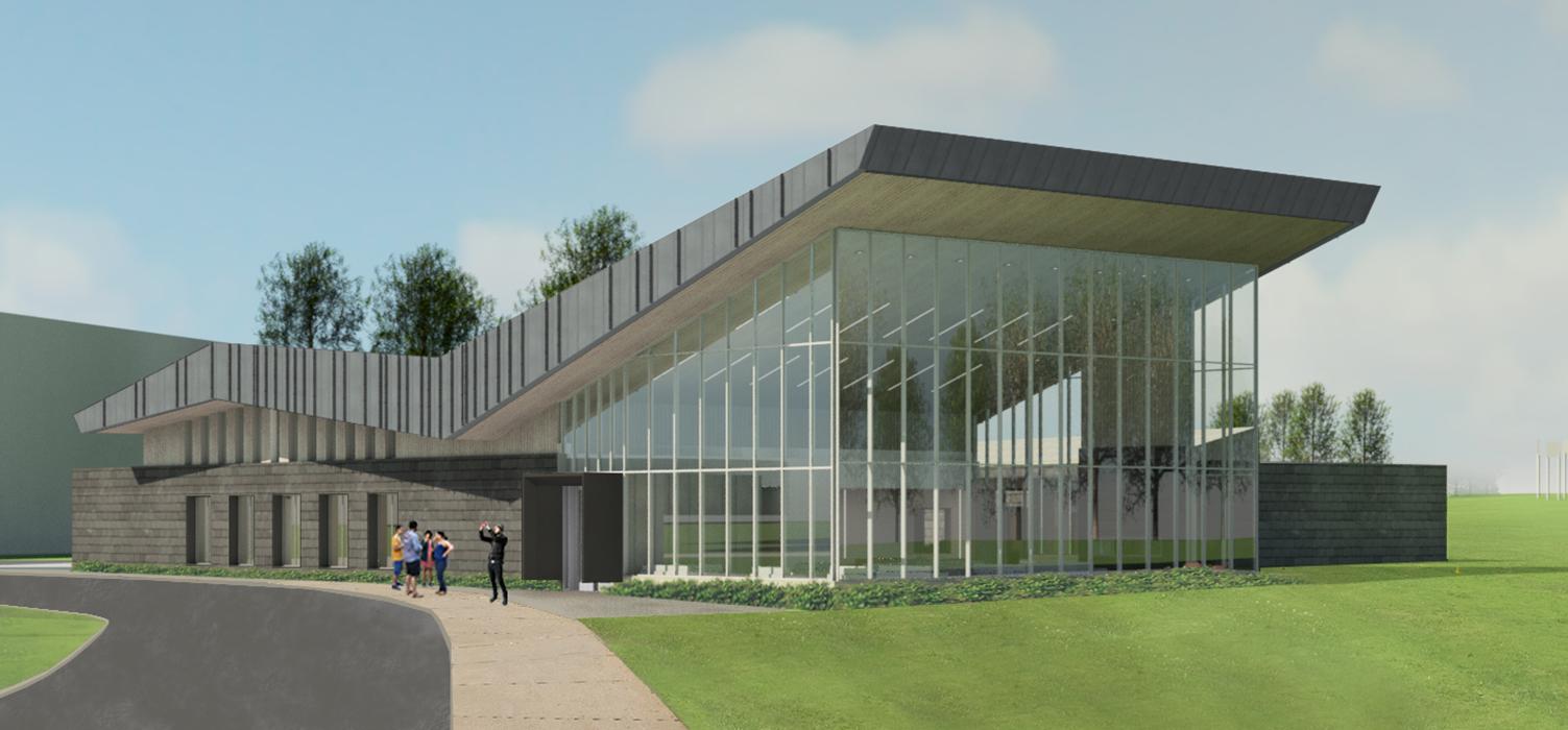 SUNY Fredonia Welcome Center