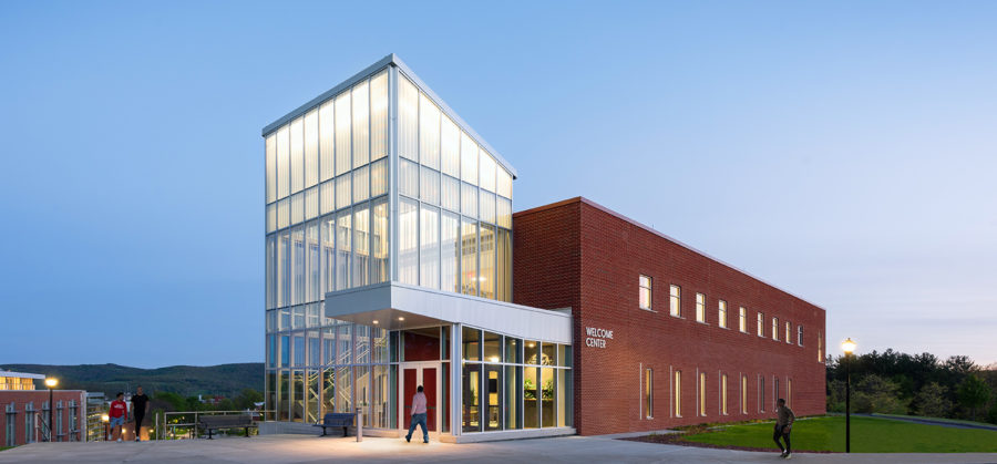 Oneonta Welcome Center by Architectural Resources