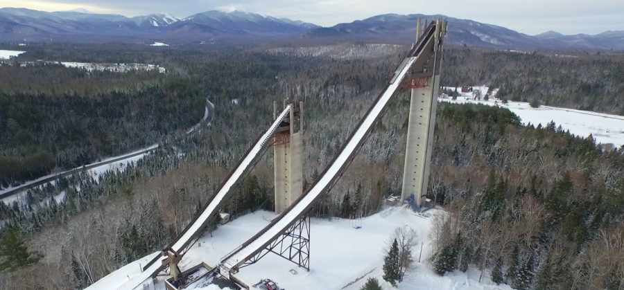 ORDA Ski Jump Complex Vertical Transportation by Architectural Resources