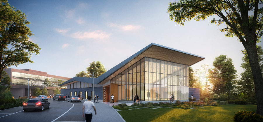 Fredonia Welcome Center by Architectural Resources