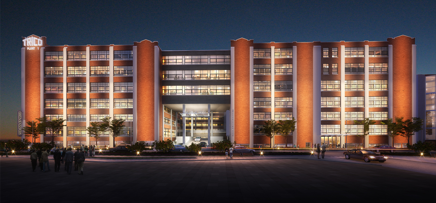 Trico Complex by Architectural Resources
