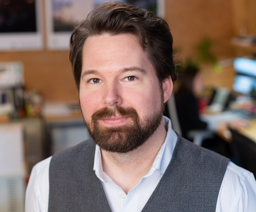 Josh D. Dillin - Architectural Resources