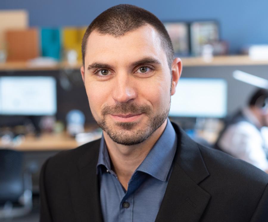 Mark C. Soemann, QEI Architectural Resources Team