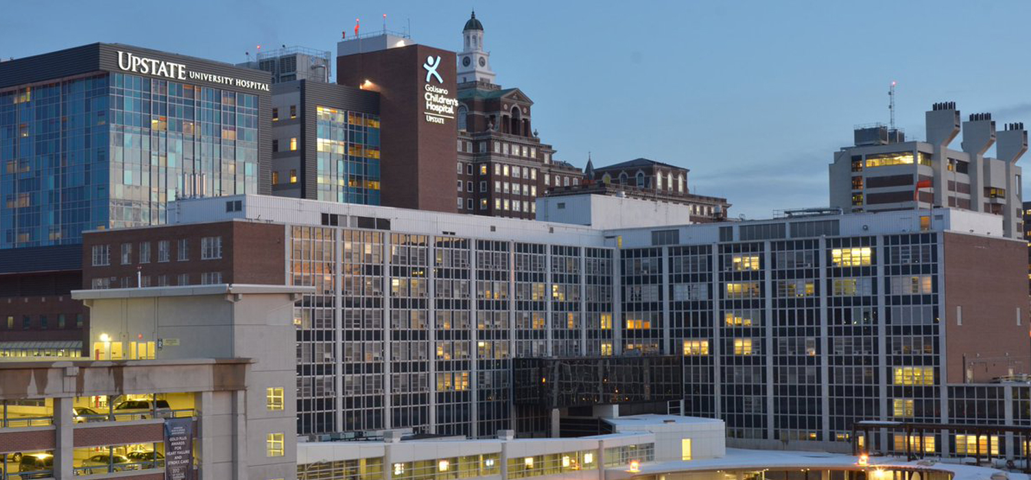 SUNY Upstate Medical by Architectural Resources