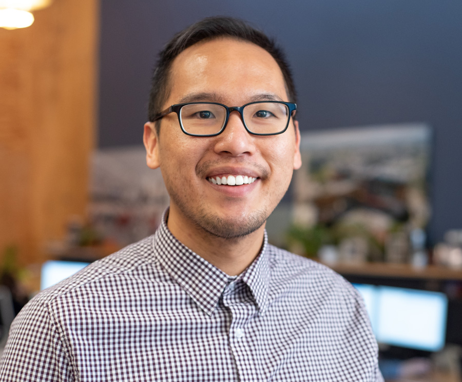 Timothy Ung, AIA Architectural Resources Team