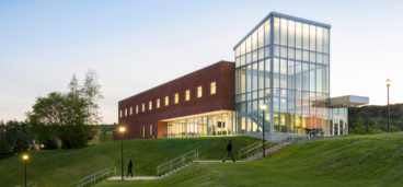 SUNY Oneonta Welcome Center