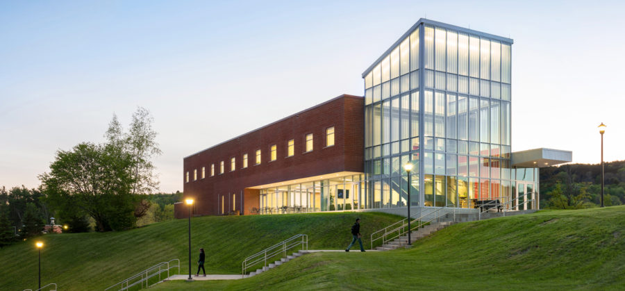 SUNY Oneonta by Architectural Resources