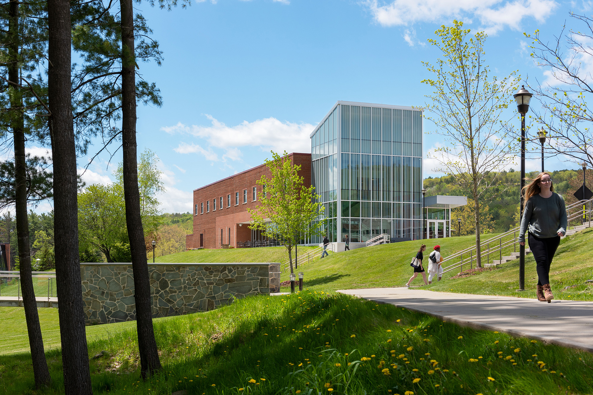 Oneonta by Architectural Resources