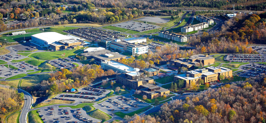 Onondaga Community College Facilities Master Plan by Architectural Resources