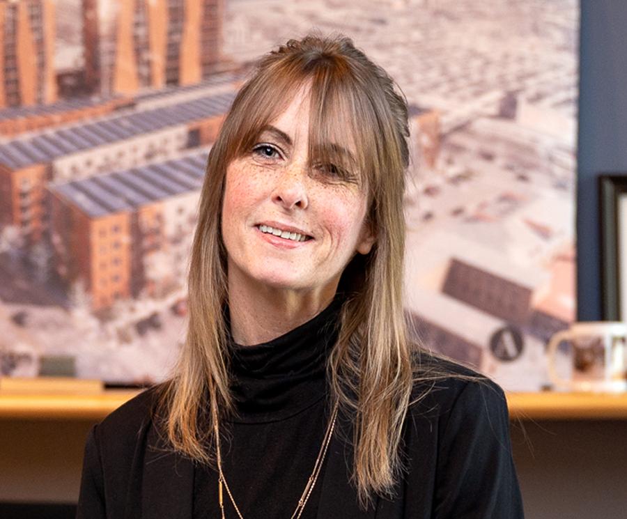 Melanie Bainbridge, CPA Architectural Resources Team